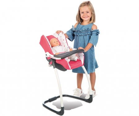 smoby BB CONFORT SIEGE + CHAISE HAUTE