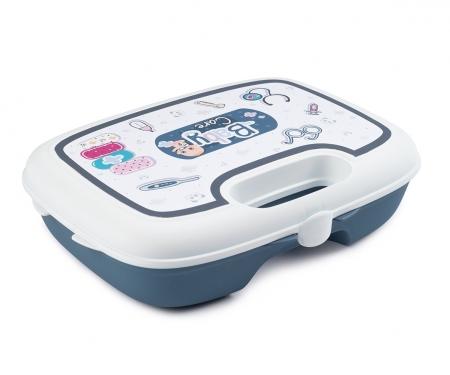 smoby Doktorský kufřík Baby Care, 19 doplňků