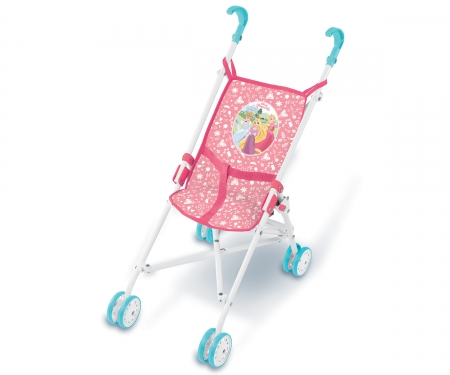 smoby DISNEY PRINCESS FOLDABLE PUSHCHAIR