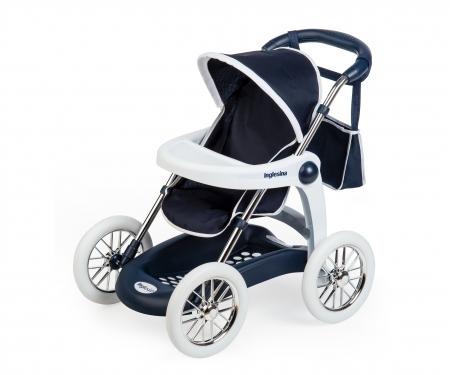 smoby Inglesina Blue folding stroller