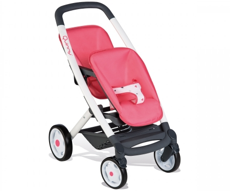 smoby MC&Q TWIN PUSHCHAIR