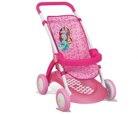 smoby DISNEY PRINCESS PUSHCHAIR