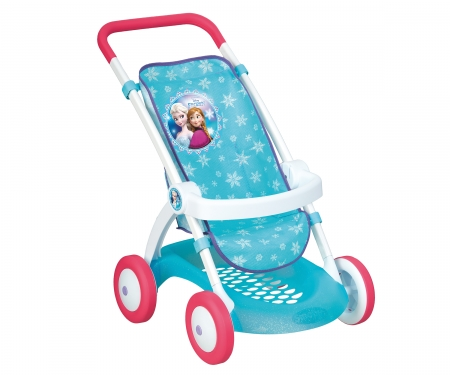 smoby FROZEN PUSHCHAIR