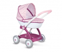 smoby Baby Nurse Puppenwagen mit Verdeck