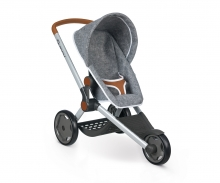 smoby MC&Q GREY JOGGER PUSHCHAIR