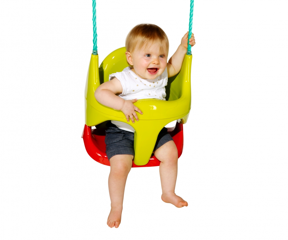 BABY SEAT 2 IN 1 - Swingset and rockers - Outdoor - Products - www.smoby.com