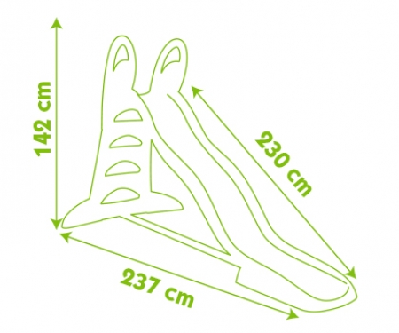 smoby TOBOGÁN XL