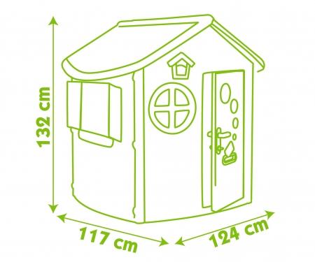 smoby Domeček Jura Lodge