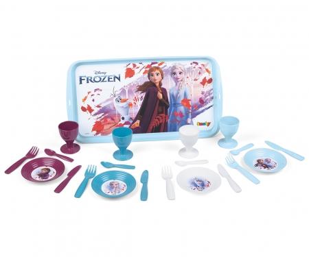 smoby Die Eiskönigin 2 Teeservice mit Tablett