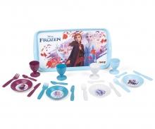 Frozen II Teeservice mit Tablett