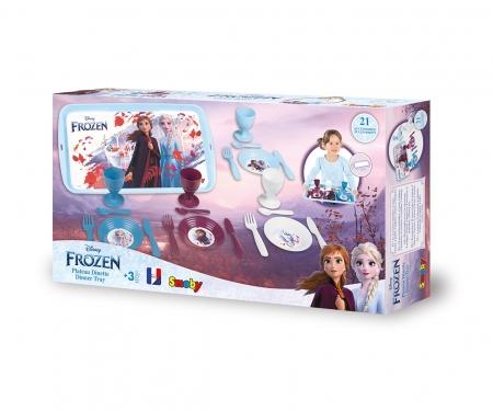 smoby Smoby Die Eiskönigin Teeservice mit Tablett