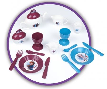 smoby LA REINE DES NEIGES PLATEAU TEA TIME XL