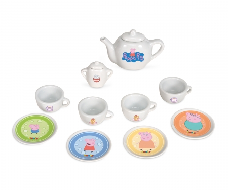 SET DE PORCELANA PEPPA PIG