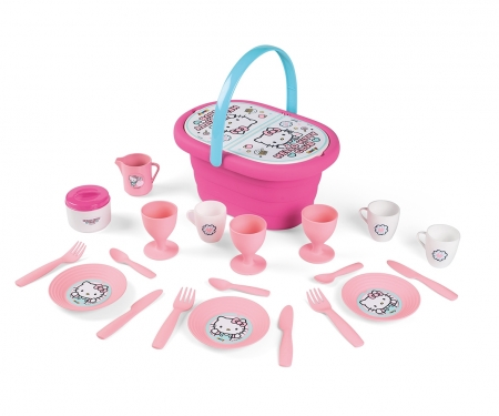 smoby CESTA DE PICNIC HELLO KITTY