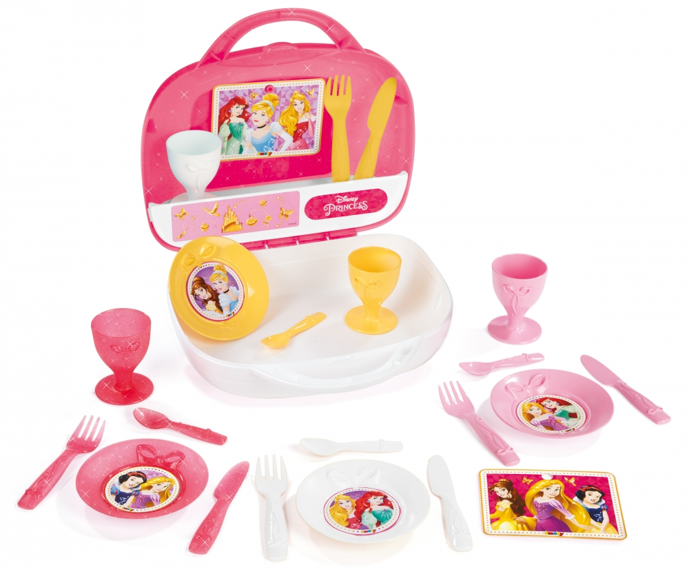 DISNEY PRINCESS YUMMY CASE - Kitchens and accessorises - Role Play ...