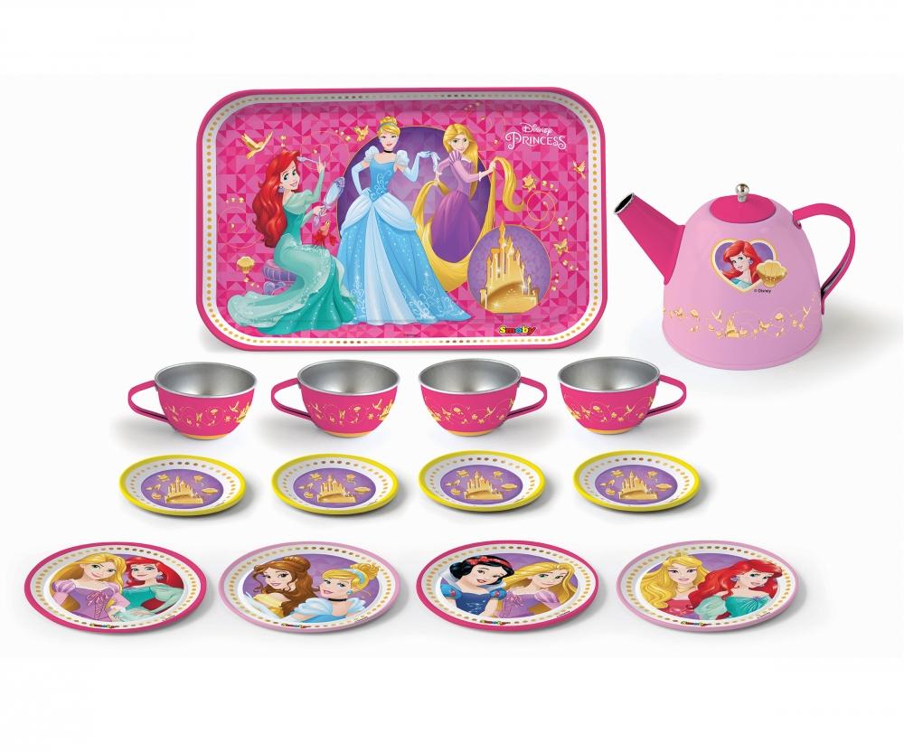Disney Princess Tee-Geschirrset aus Metall - Küchen & Zubehör ...