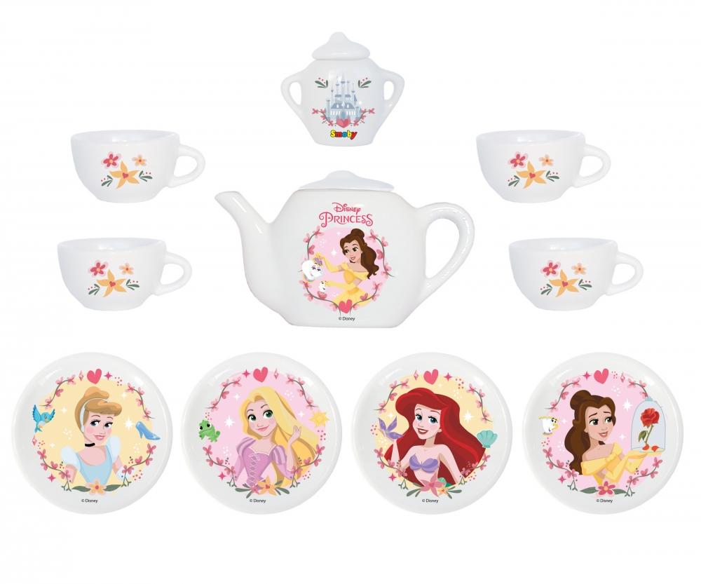 Disney Princess Porcelain Tea Set Disney Princess