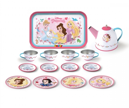 DISNEY PRINCESS DINETTE METAL