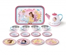 DISNEY PRINCESS TIN TEA SET