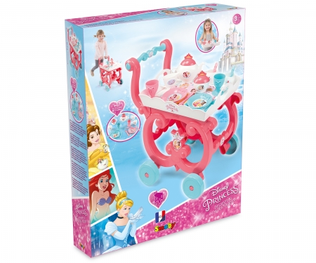 DISNEY PRINCESS XL TEA TROLLEY