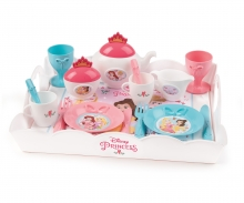 smoby DISNEY PRINCESS XL TEA TIME TRAY