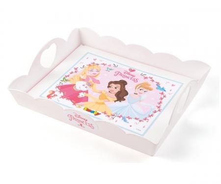smoby Disney Princess Čajový set s tácem XL