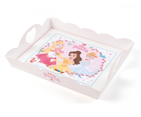 DISNEY PRINCESS XL TEA TIME TRAY