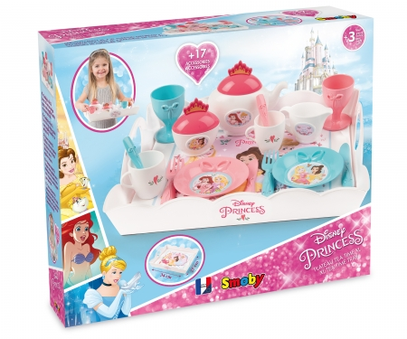 DISNEY PRINCESS PLATEAU TEA TIME XL