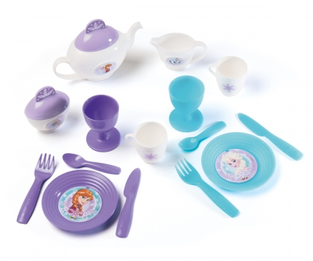 LA REINE DES NEIGES PLATEAU TEA TIME XL