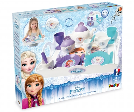 FROZEN XL TEA TIME TRAY