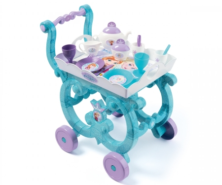 FROZEN XL TEA TROLLEY