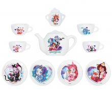 ENCHANTIMALS PORCELAIN SET