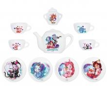 Kávový porcelánový set Enchantimals