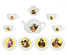 smoby Mascha Porzellan-Kaffeegeschirrset