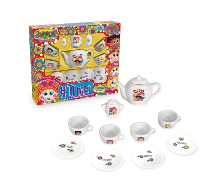 smoby SET DE PORCELANA DISTROLLER