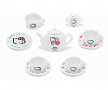 smoby Smoby Hello Kitty Porzellan-Geschirrset