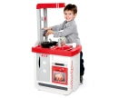 Kuchyňka Bon Appetit elektronická, červeno-bílá