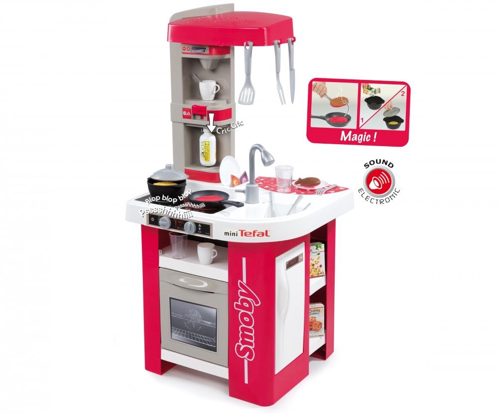 tefal cuisine studio cuisines et accessoires jeux d. Black Bedroom Furniture Sets. Home Design Ideas