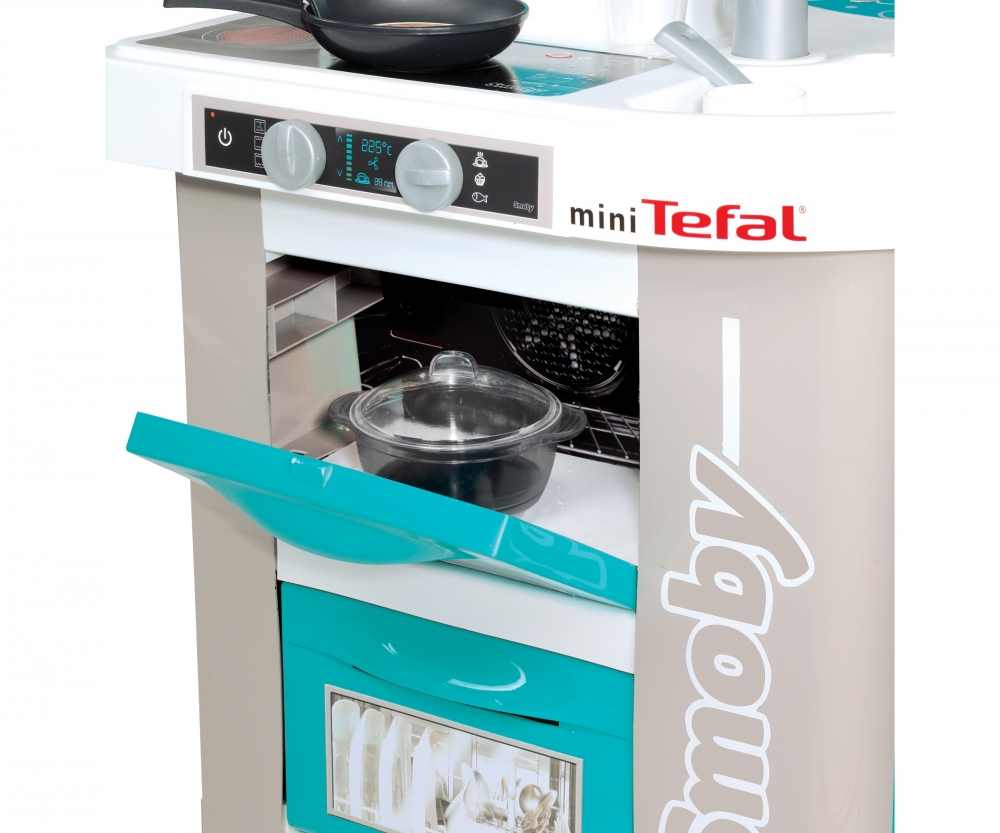 Tefal Studio Kitchen Bubble Kitchens And Accessorises Role Play