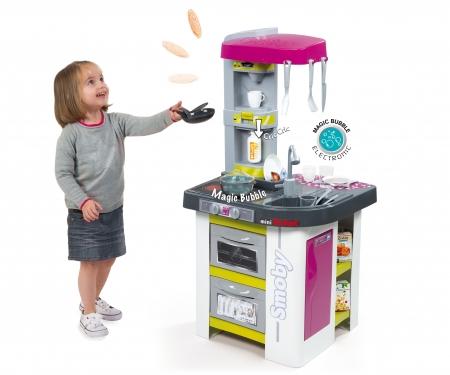 Cucina Studio Bubble - effetto acqua che bolle, forno, frigorifero, lavastoviglie, 26 accessori