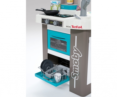 smoby TEFAL STUDIO KITCHEN BUBBLE