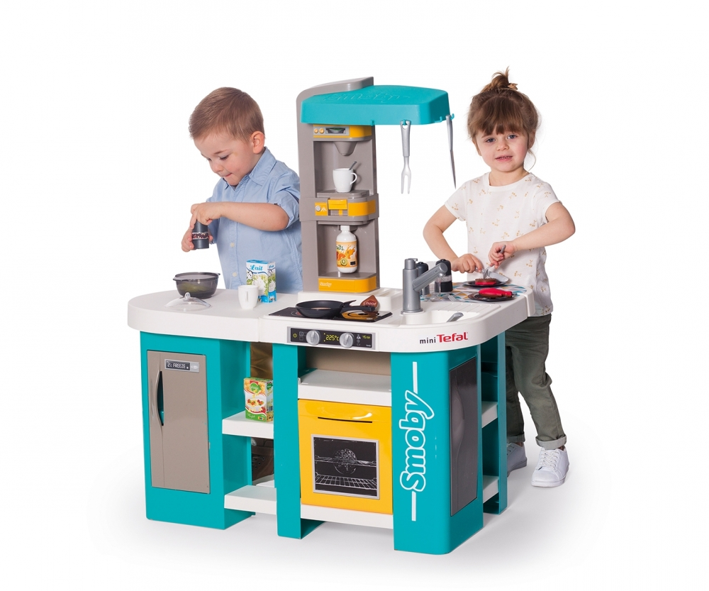 Tefal Studio Kitchen Xl Bubble Role Play Products Www Smoby Com