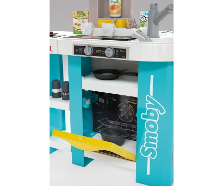 smoby Smoby Tefal Studio Bubble XL Küche
