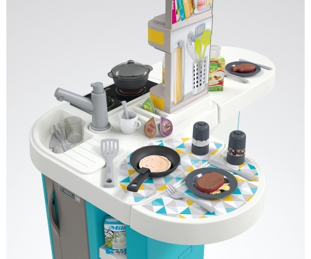 smoby TEFAL STUDIO KITCHEN XL BUBBLE