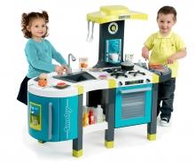 Kuchyňka Tefal French Touch modro-zelená elektronická