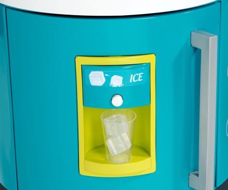 smoby Kuchyňka Tefal French Touch modro-zelená elektronická