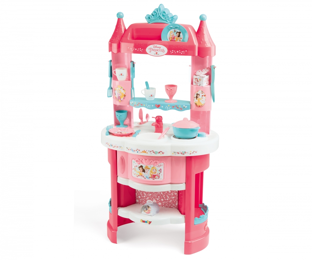 DISNEY PRINCESS ENCHANTED KITCHEN - Role Play - Products ...