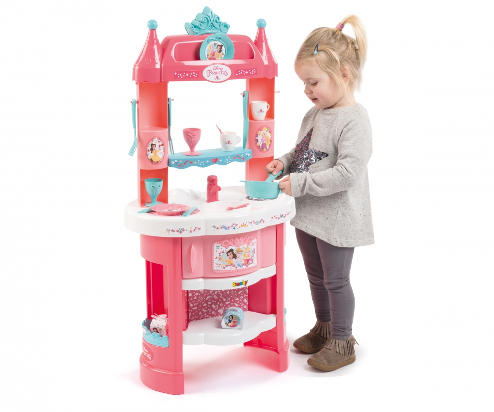 Disney Princess Enchanted Accessori E Con 19 Cucina Cucine FKTJl1c
