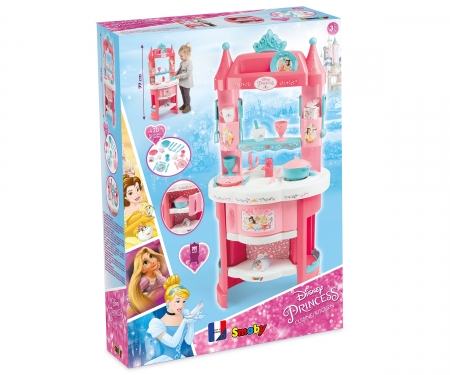 smoby DISNEY PRINCESS ENCHANTED KITCHEN