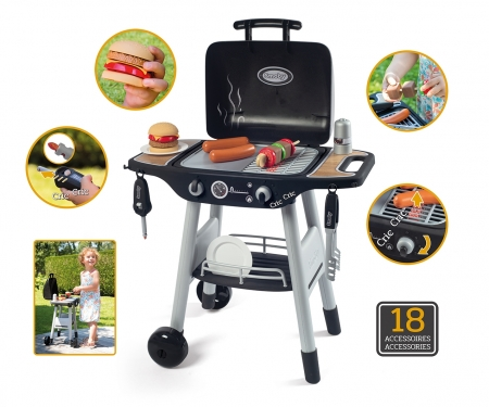 smoby Smoby Barbecue Kindergrill